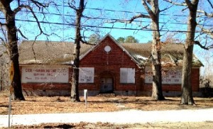 Cape Charles Rosenwald School Front