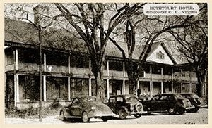 Hotel in the 1930's